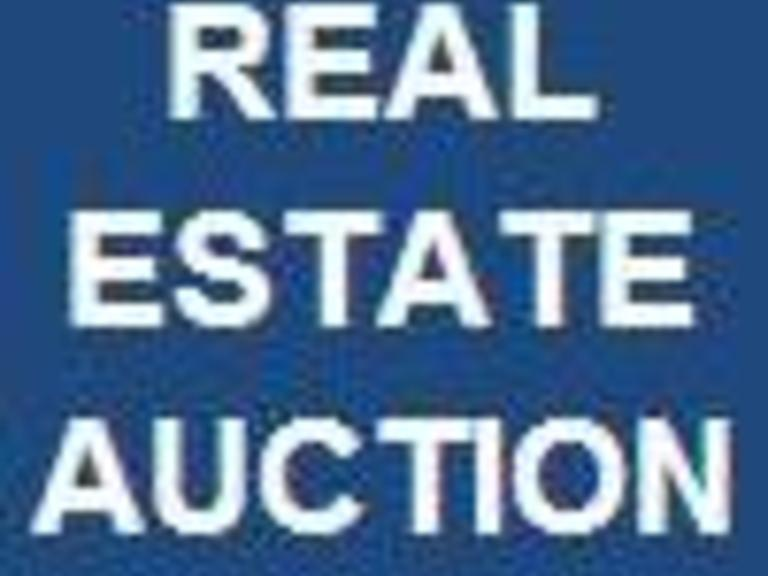 Bank-Owned - Sealed Bid Auction