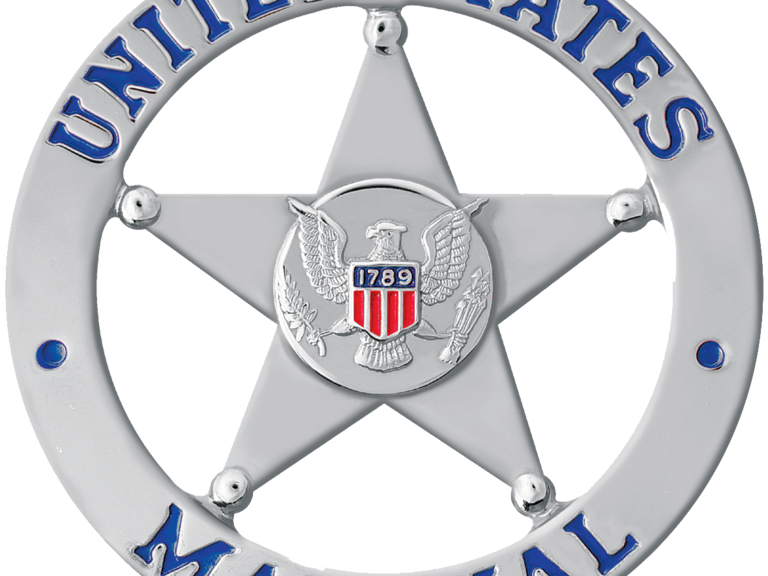 By Order of U.S. Marshals Service